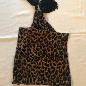 Accessories - Leopard scarve